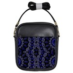 Mandala Cage Girls Sling Bag