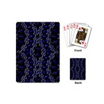 Mandala Cage Playing Cards Single Design (Mini)