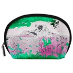 Crackling Green Accessory Pouch (Large)