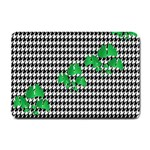 Houndstooth Leaf Small Doormat