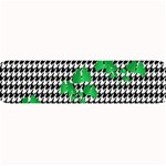 Houndstooth Leaf Large Bar Mats