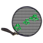 Houndstooth Leaf Classic 20-CD Wallets