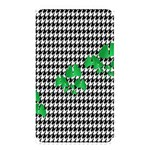 Houndstooth Leaf Memory Card Reader (Rectangular)