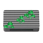 Houndstooth Leaf Memory Card Reader with CF