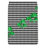 Houndstooth Leaf Removable Flap Cover (L)
