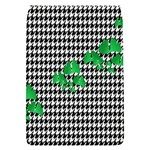 Houndstooth Leaf Removable Flap Cover (S)