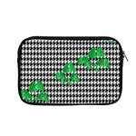 Houndstooth Leaf Apple MacBook Pro 13  Zipper Case