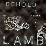 Behold The Lamb ScrapBook Page 12  x 12