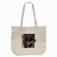 Rolleiflex camera Tote Bag from ArtsNow.com Front