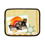 Maine coone kittens Netbook Case (Small)