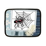 Spider in web Netbook Case (Small)