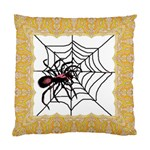 Spider in web Cushion Case (One Side)