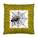 Spider in web Cushion Case (Two Sides)