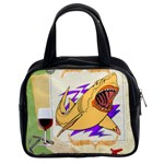 Man eater Classic Handbag (Two Sides)