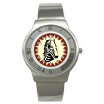 Horse head Stainless Steel Watch