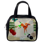 Bucking horse Classic Handbag (One Side)