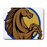 Horse circle Small Mousepad