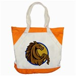 Horse circle Accent Tote Bag