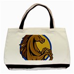 Horse circle Classic Tote Bag (Two Sides)