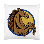 Horse circle Cushion Case (One Side)