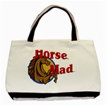 Horse mad Classic Tote Bag (Two Sides)