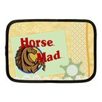 Horse mad Netbook Case (Medium)