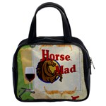 Horse mad Classic Handbag (Two Sides)