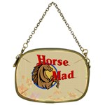 Horse mad Cosmetic Bag (One Side)