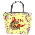 Horse mad Bucket Bag