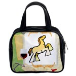Shire horse Classic Handbag (Two Sides)