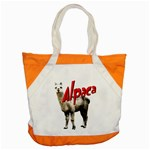 Alpaca Accent Tote Bag