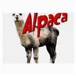Alpaca Glasses Cloth (Large)