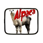 Alpaca Netbook Case (Small)