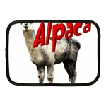 Alpaca Netbook Case (Medium)
