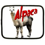 Alpaca Netbook Case (Large)