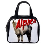 Alpaca Classic Handbag (One Side)