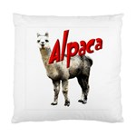 Alpaca Cushion Case (Two Sides)