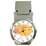 Funky sheep Money Clip Watch