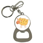 Funky sheep Bottle Opener Key Chain
