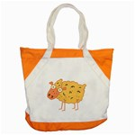 Funky sheep Accent Tote Bag