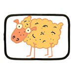 Funky sheep Netbook Case (Medium)