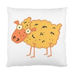 Funky sheep Cushion Case (One Side)