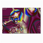 Design 10 Postcard 4 x 6  (Pkg of 10)