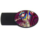 Design 10 USB Flash Drive Oval (2 GB)