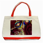 Design 10 Classic Tote Bag (Red)