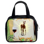 Forest of Vines Classic Handbag (Two Sides)