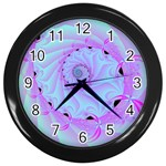 Foal 2 Wall Clock (Black)