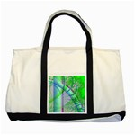 Foal 2 Two Tone Tote Bag