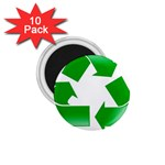Recycle sign 1.75  Magnet (10 pack)