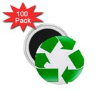 Recycle sign 1.75  Magnet (100 pack)